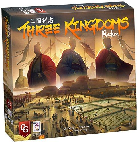 A Thumbnail of the box art for Three Kingdoms Redux
