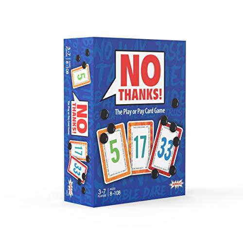 The Box art for No Thanks!