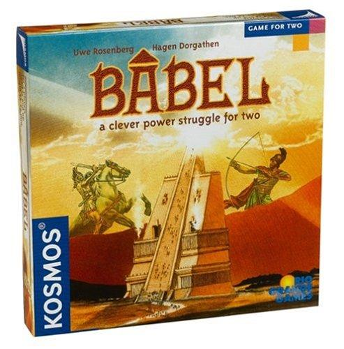 The Box art for Babel