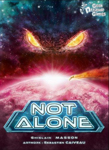 The Box art for Not Alone