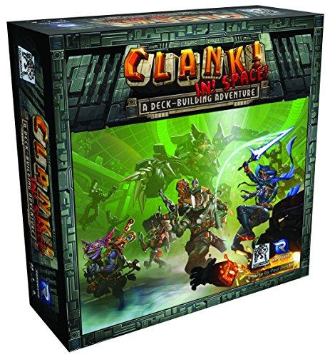 The Box art for Clank! In! Space!