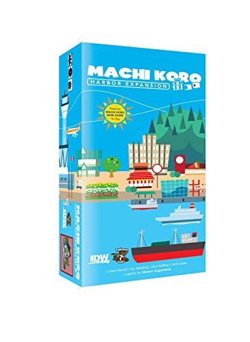 A Thumbnail of the box art for Machi Koro: Harbor Expansion