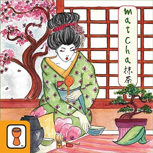 A Thumbnail of the box art for Matcha
