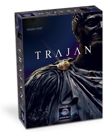 The Box art for Trajan