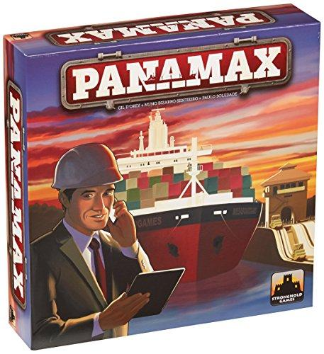 A Thumbnail of the box art for Panamax