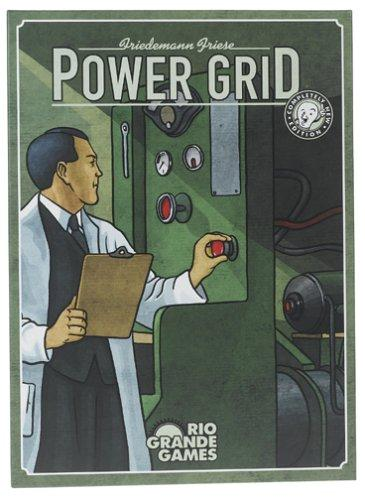 The Box art for Power Grid