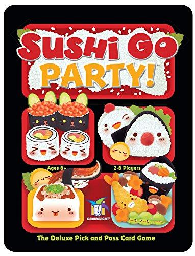 The Box art for Sushi Go Party!