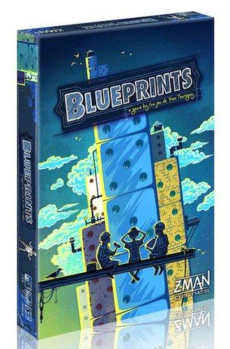 The Box art for Blueprints