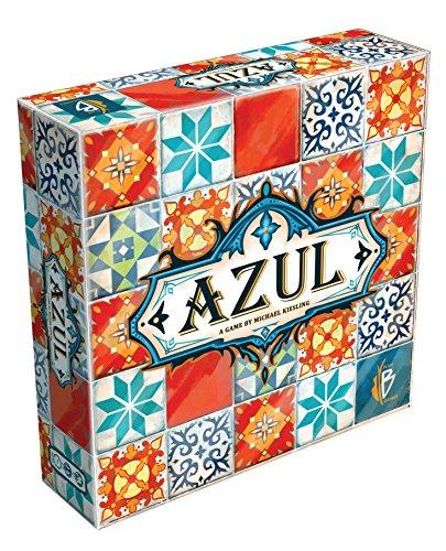 A Thumbnail of the box art for Azul