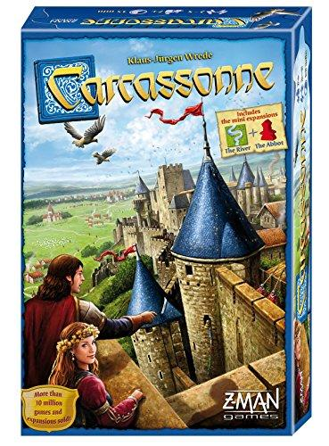 The Box art for Carcassonne