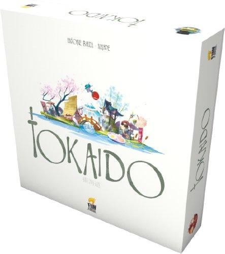 The Box art for Tokaido