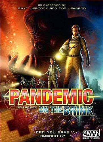 A Thumbnail of the box art for Pandemic: On the Brink