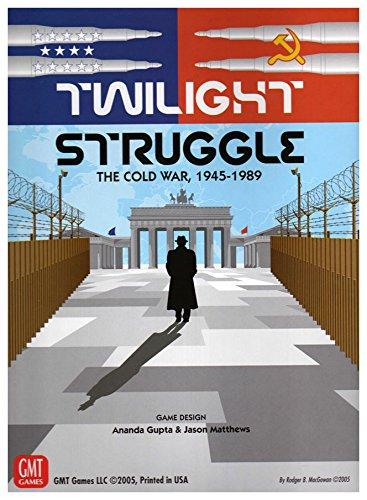 The Box art for Twilight Struggle