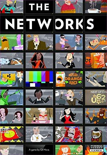 The Box art for The Networks