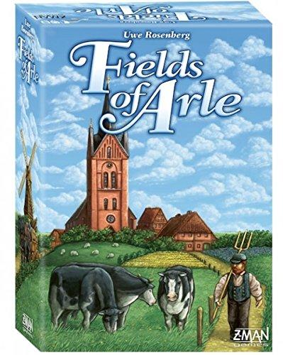 The Box art for Fields of Arle