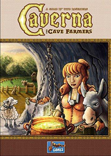 The Box art for Caverna: The Cave Farmers