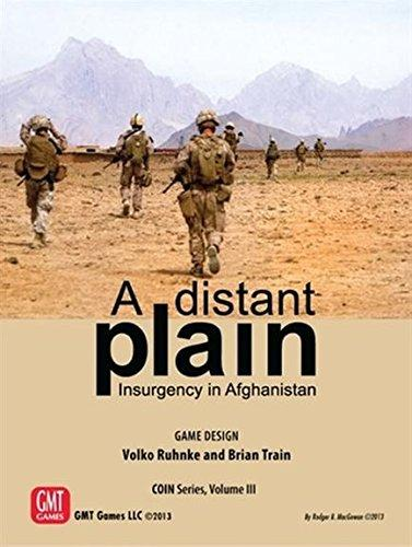 The Box art for A Distant Plain