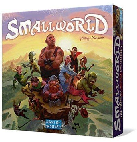 The Box art for Small World