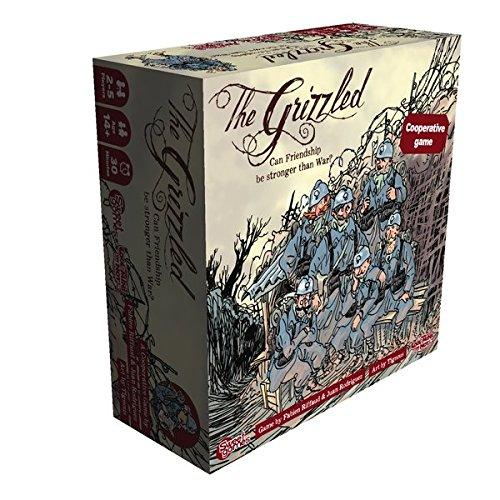 A Thumbnail of the box art for The Grizzled
