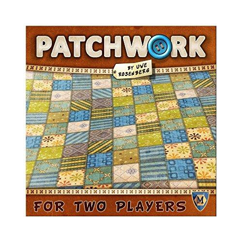 The Box art for Patchwork