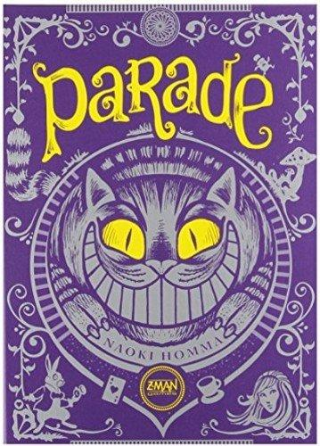 The Box art for Parade