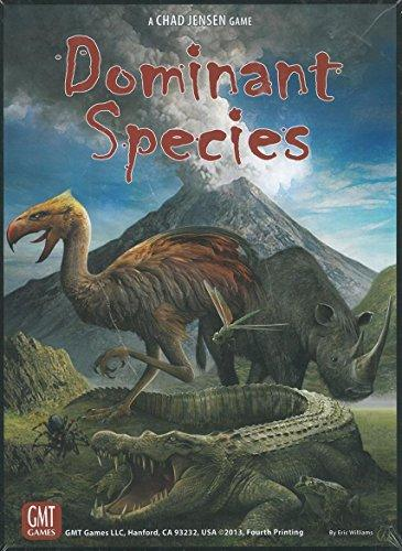 The Box art for Dominant Species