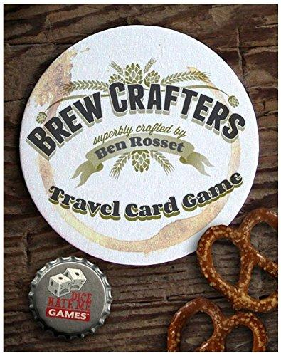 The Box art for Brew Crafters: The Travel Card Game