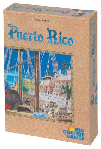 The Box art for Puerto Rico