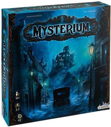 The Box art for Mysterium