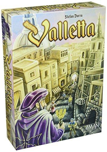 The Box art for Valletta