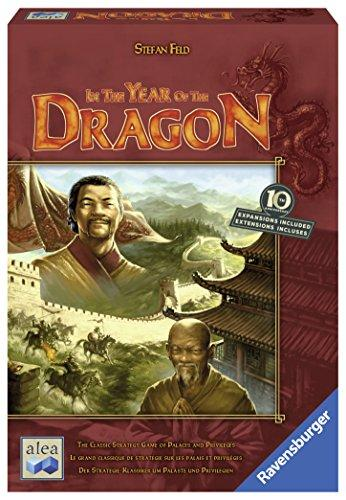 A Thumbnail of the box art for In the Year of the Dragon