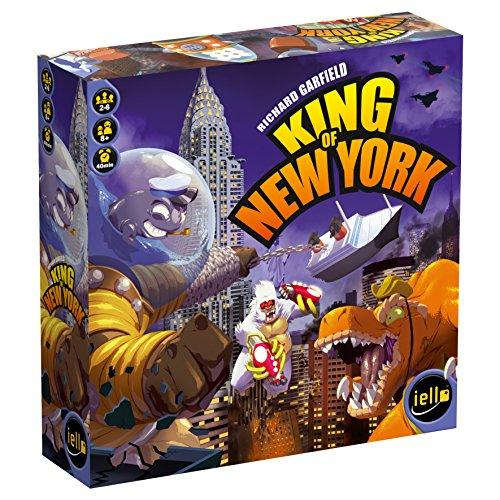 The Box art for King of New York