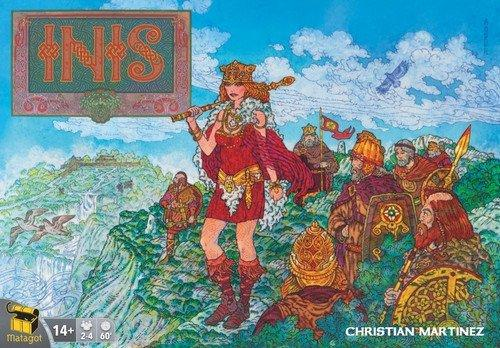 The Box art for Inis