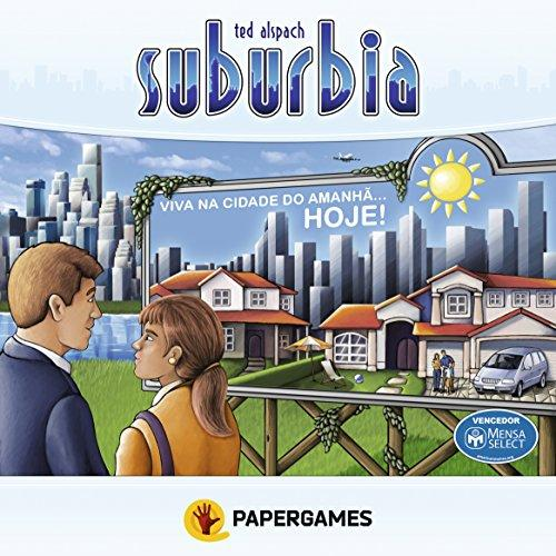 A Thumbnail of the box art for Suburbia