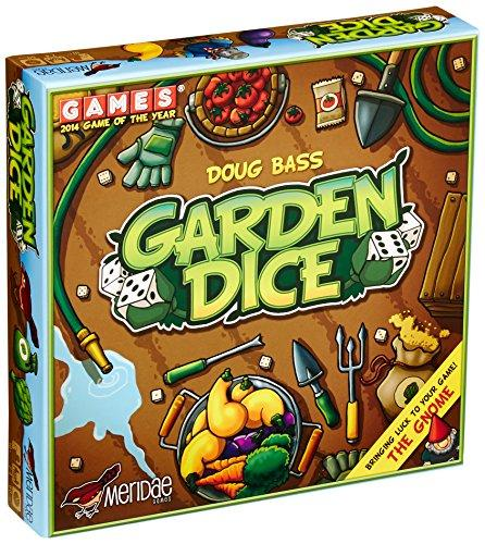 A Thumbnail of the box art for Meridae Games Garden Dice