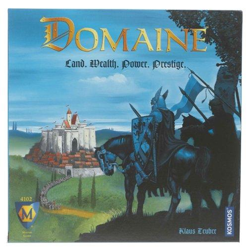 The Box art for Domaine