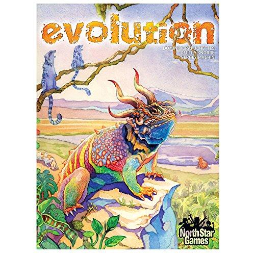 A Thumbnail of the box art for Evolution