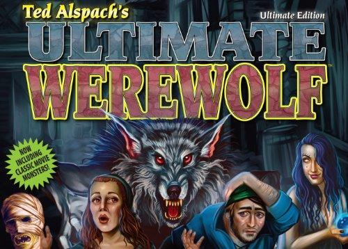 The Box art for Ultimate Werewolf