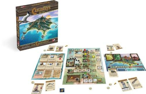 A Thumbnail of the box art for Castaways