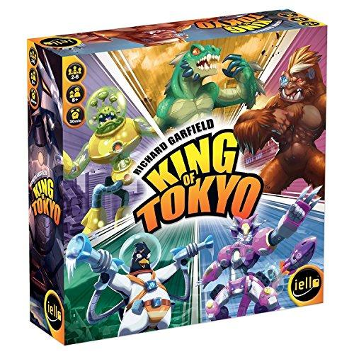 A Thumbnail of the box art for King of Tokyo