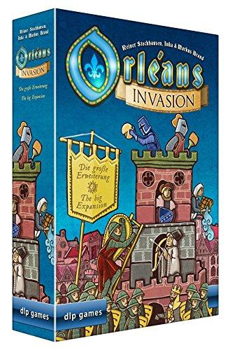 The Box art for Orleans: Invasion
