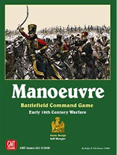 The Box art for Manoeuvre