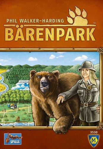 A Thumbnail of the box art for Bärenpark