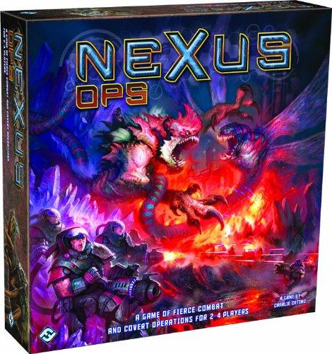 A Thumbnail of the box art for Nexus Ops
