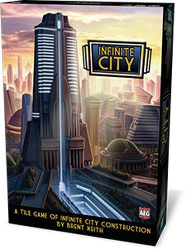 A Thumbnail of the box art for Infinite City