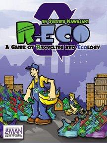 The Box art for R-Eco