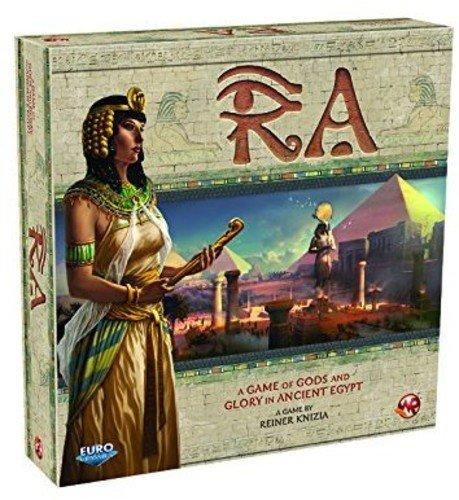 The Box art for Ra