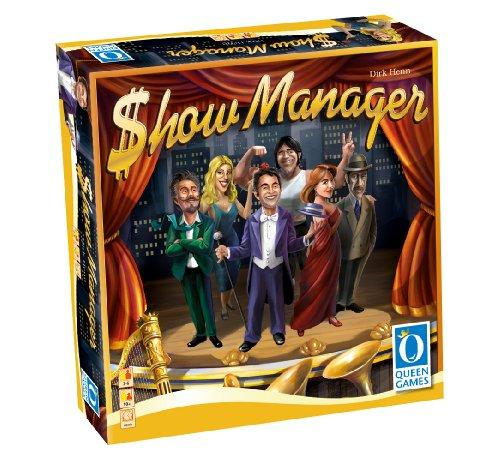 The Box art for Show Manager - Board Game (6 Player)