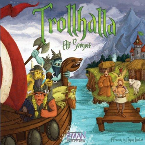 The Box art for Trollhalla