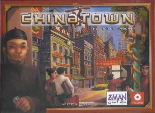 The Box art for Chinatown